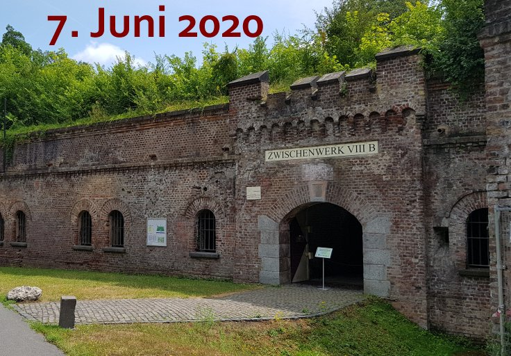 Int. Tag der Forts 7.6.2020